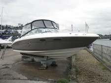 Sea Ray 240 Sunsport Europe