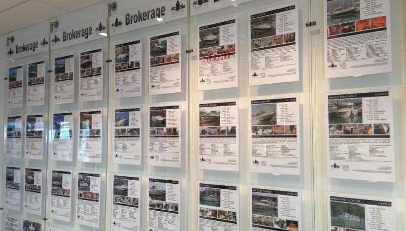 New Boat Sales Office opens at Brighton Marina