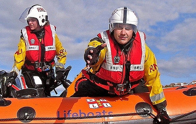 RNLI Flag Day & Recruitment Day