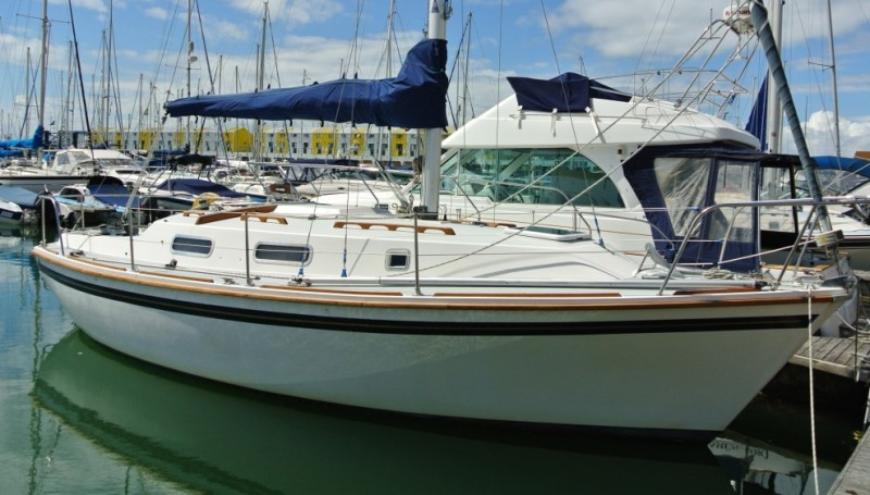 Westerly Sailing Yachts