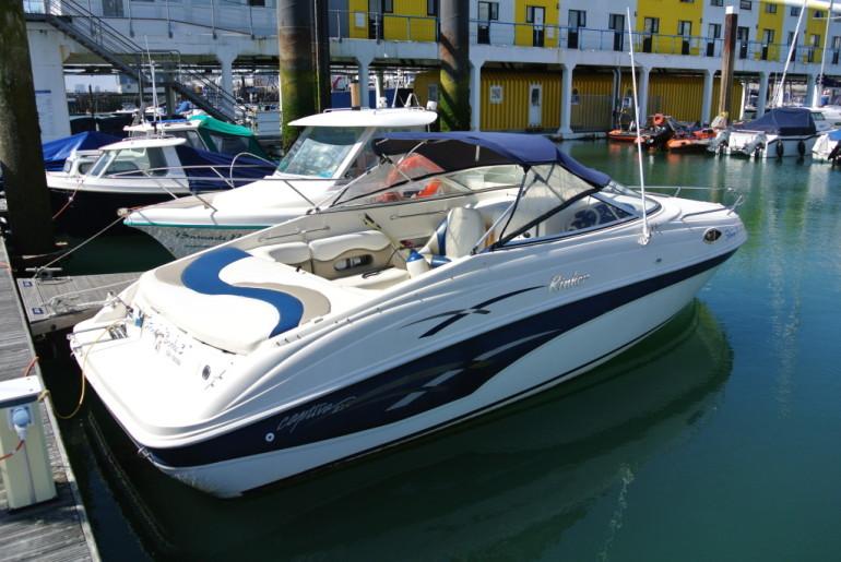Rinker 232 Captiva Cuddy Brighton Boat Sales