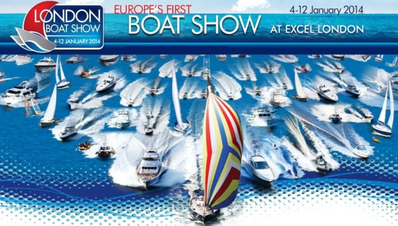 London Boat Show & Sea Ray