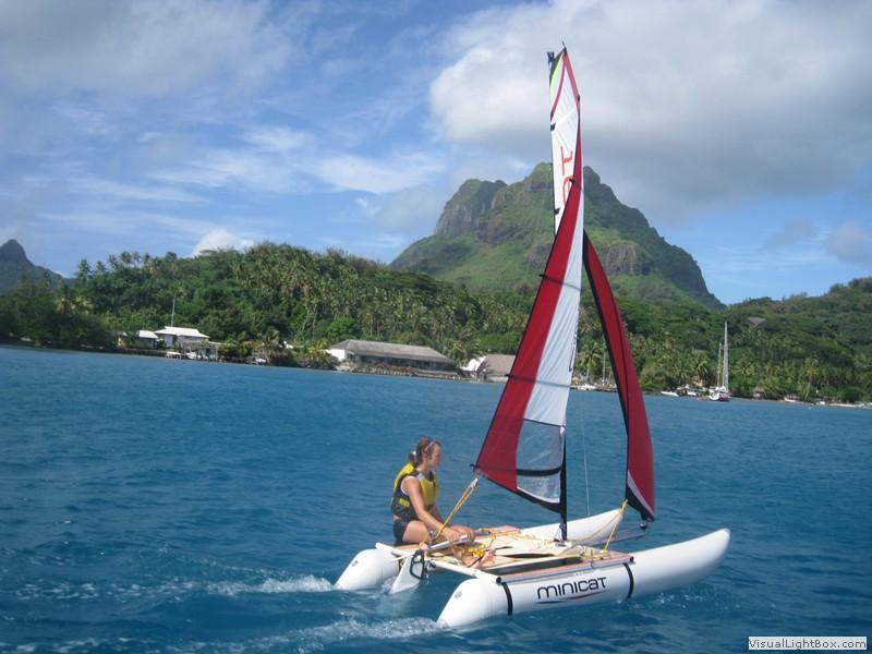 Small Catamaran Boat Plans