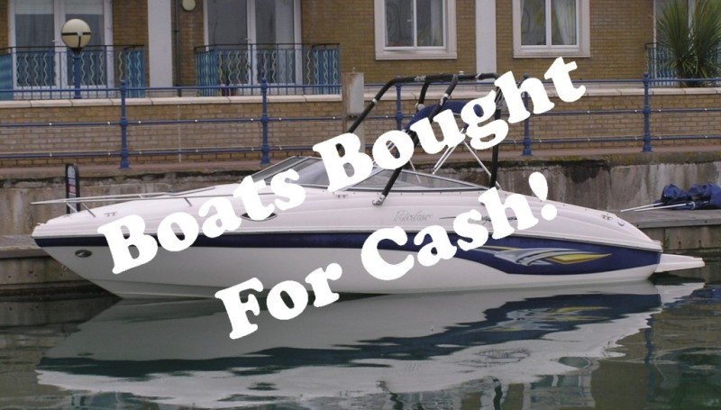 Buy My Boat; Boats Bought for Cash!