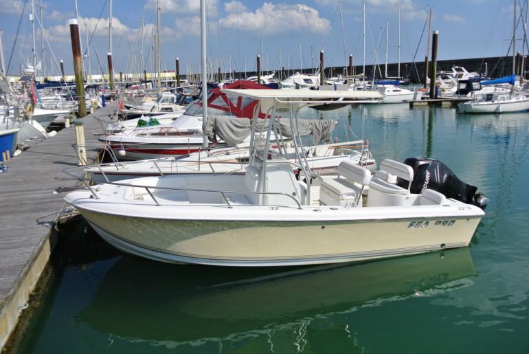 Sea pro 196cc brighton boat sales