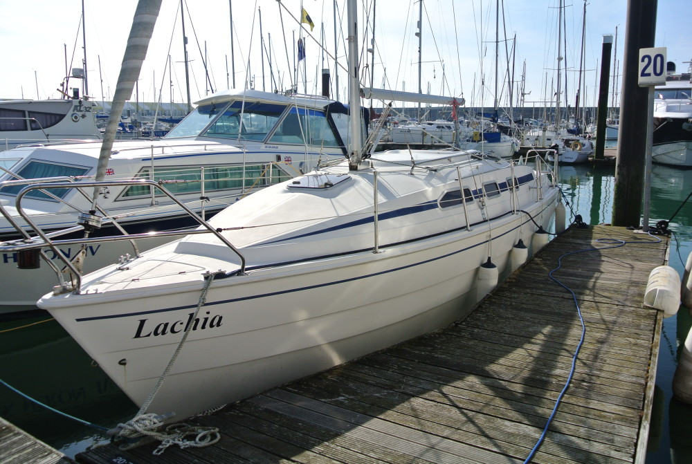 Odin 820 Brighton Boat Sales