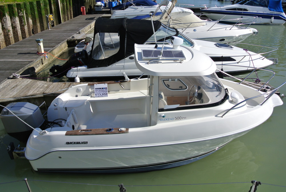 Quicksilver 500 Pilothouse Brighton Boat Sales
