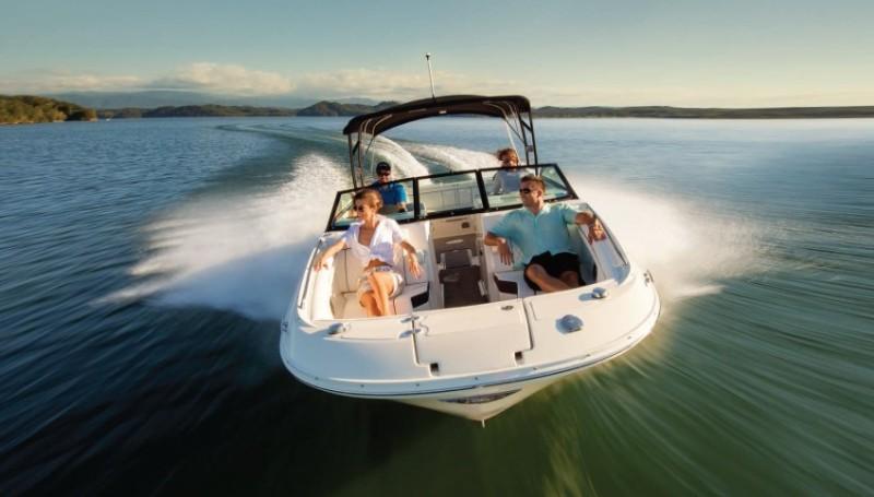 New Sea Ray SPX / SLX / Sundeck