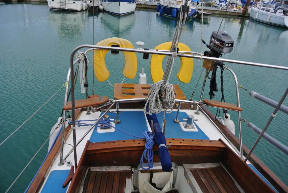 Golden Hind 31 Brighton Boat Sales