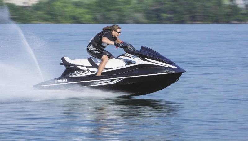 Yamaha waverunner vx cruiser ho jet ski brighton boat sales for Yamaha waverunner vx