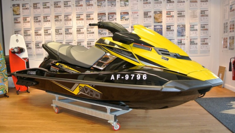 yamaha waverunner fx svho jet ski ex display price