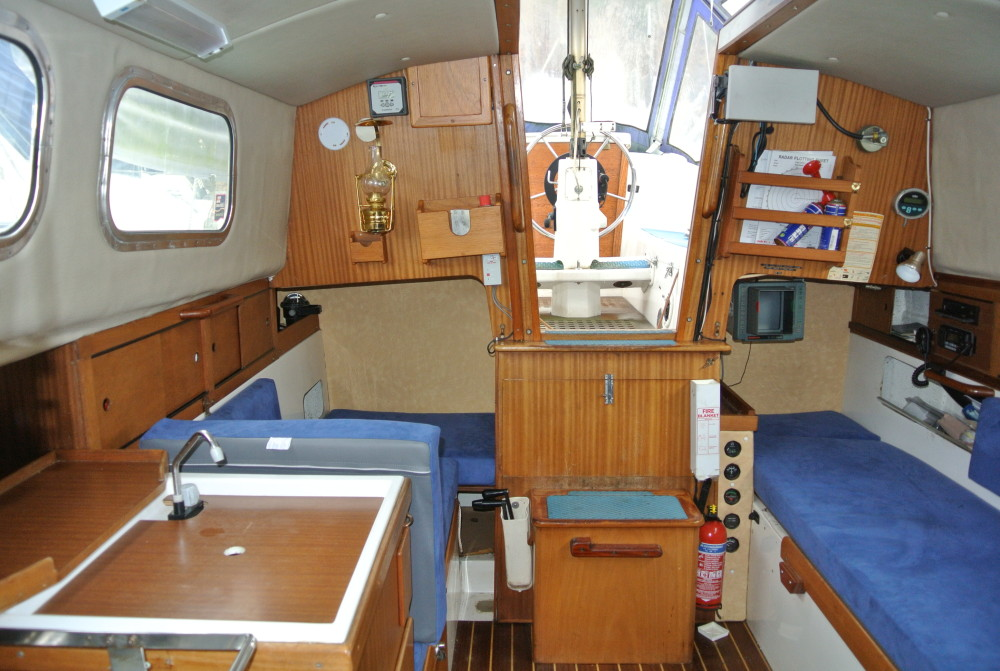 Westerly Pentland 32 Brighton Boat Sales