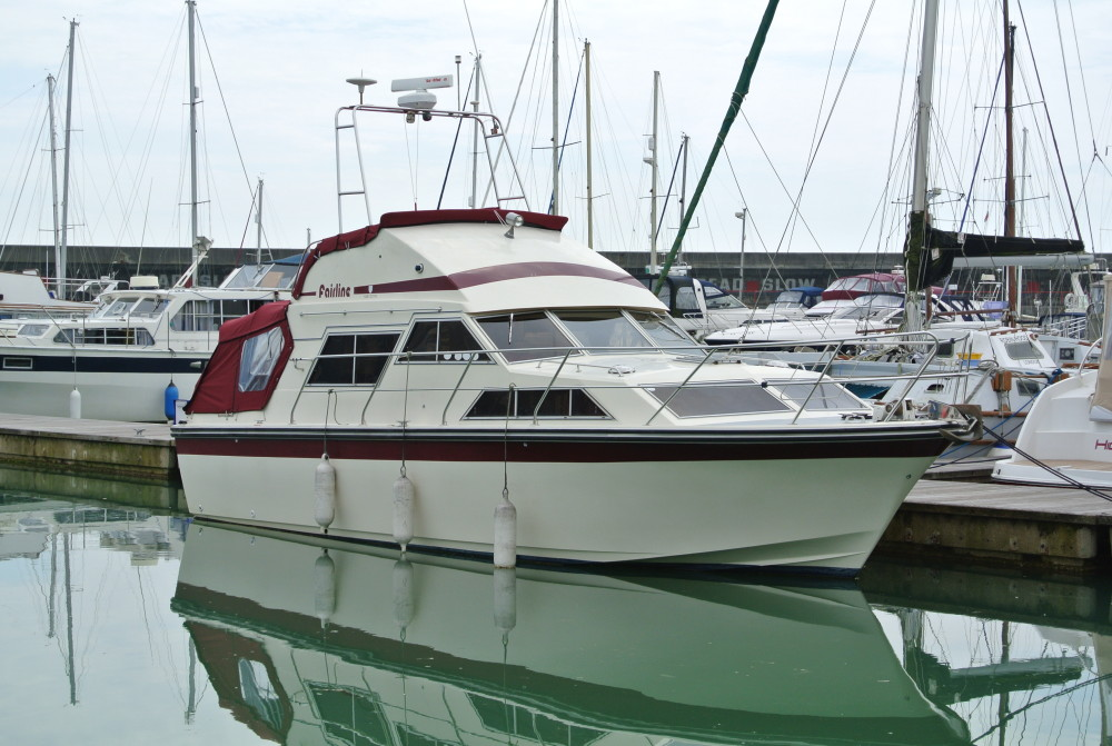 Fairline 32 Sedan Flybridge Brighton Boat Sales