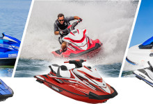 Yamaha WaveRunner Jet Skis, Order Now to Guaranty Early 2017 Delivery
