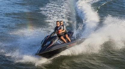 2018 Yamaha WaveRunner FX SVHO Cruiser