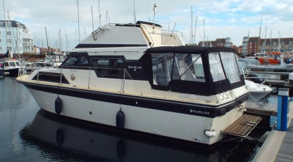 Fairline 32 Sedan Flybridge