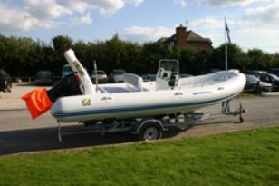 Zodiac Medline II RIB