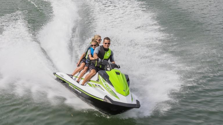 New VX Yamaha WaveRunner for 2018