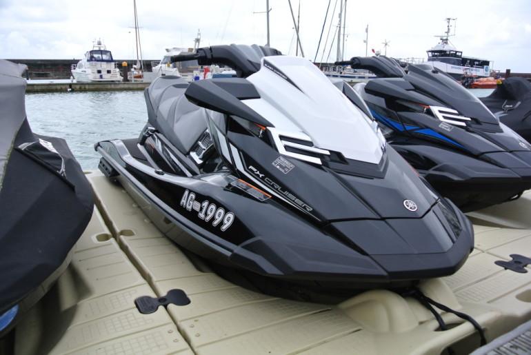 Yamaha waverunner fx svho cruiser brighton boat sales for Yamaha fx jet ski