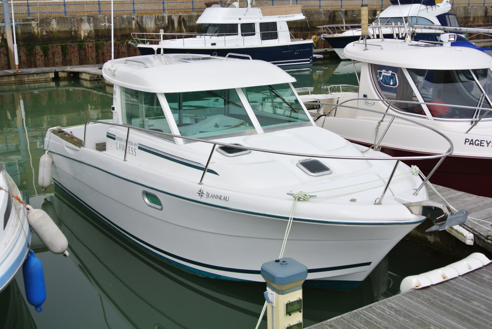 Jeanneau Merry Fisher 695 Brighton Boat Sales
