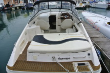 Rinker 232 Captiva Cuddy