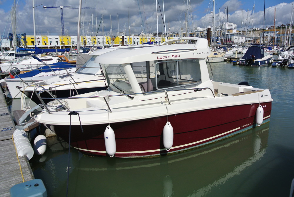 Jeanneau Merry Fisher 6 Marlin Brighton Boat Sales