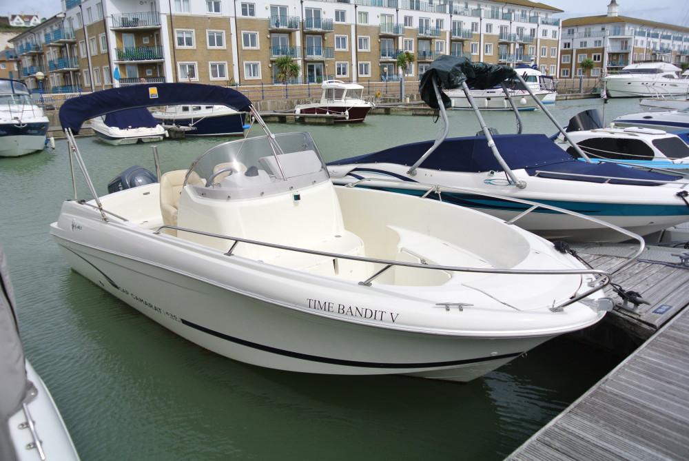 Jeanneau Cap Camarat 635 Open Brighton Boat Sales