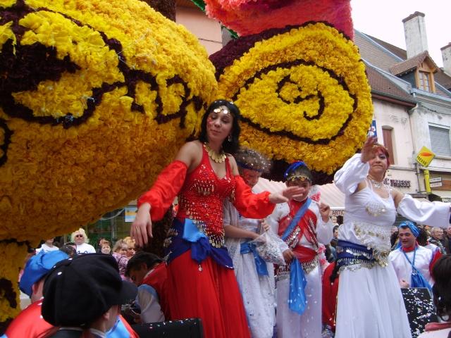 Auxonne Carnival