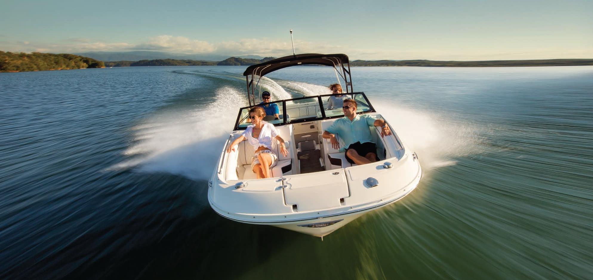 Sea Ray Brochure Image