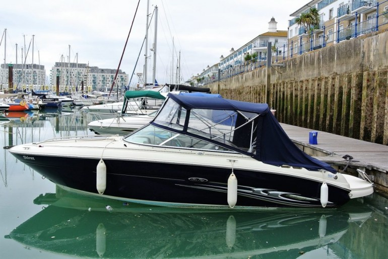 Sea Ray 220 Sunsport