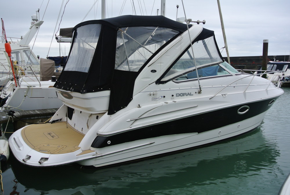 Where Can I Get A Loan >> Doral 250 – Brighton Boat Sales