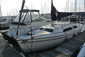 Catalina 250 Water Ballast For Sale