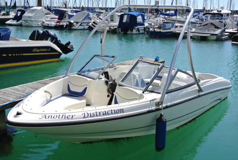 Bayliner 175 – Brighton Boat Sales