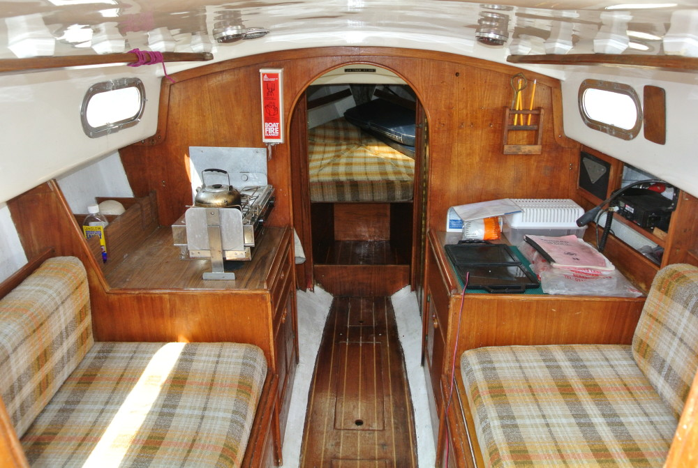 Contessa 26 Brighton Boat Sales