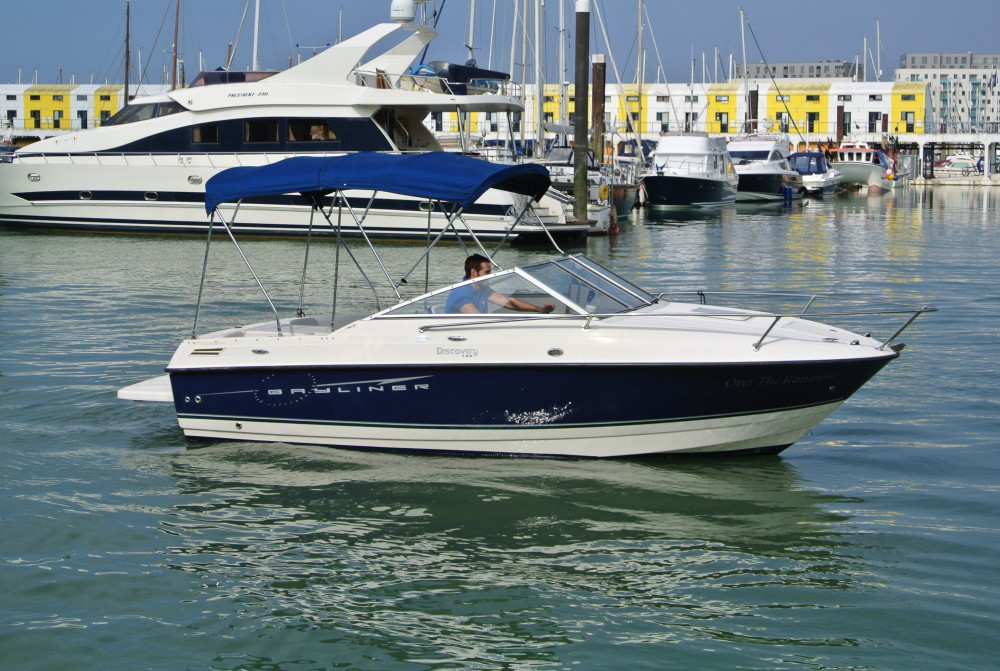 Tanks For Sale Uk >> Bayliner 192 Discovery Cuddy – Brighton Boat Sales