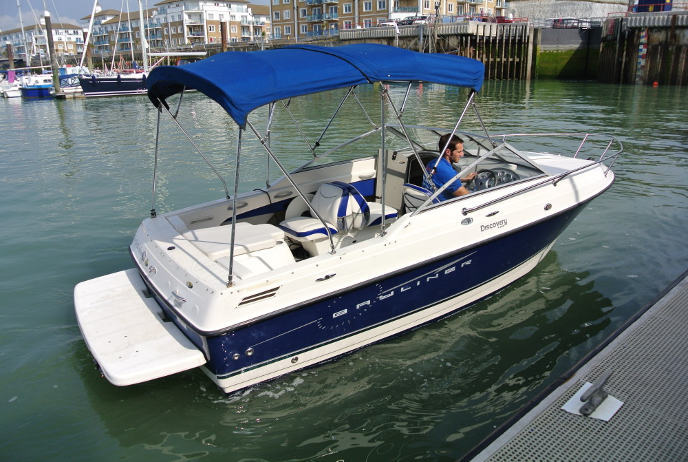 Bayliner 192 Discovery Cuddy Brighton Boat Sales