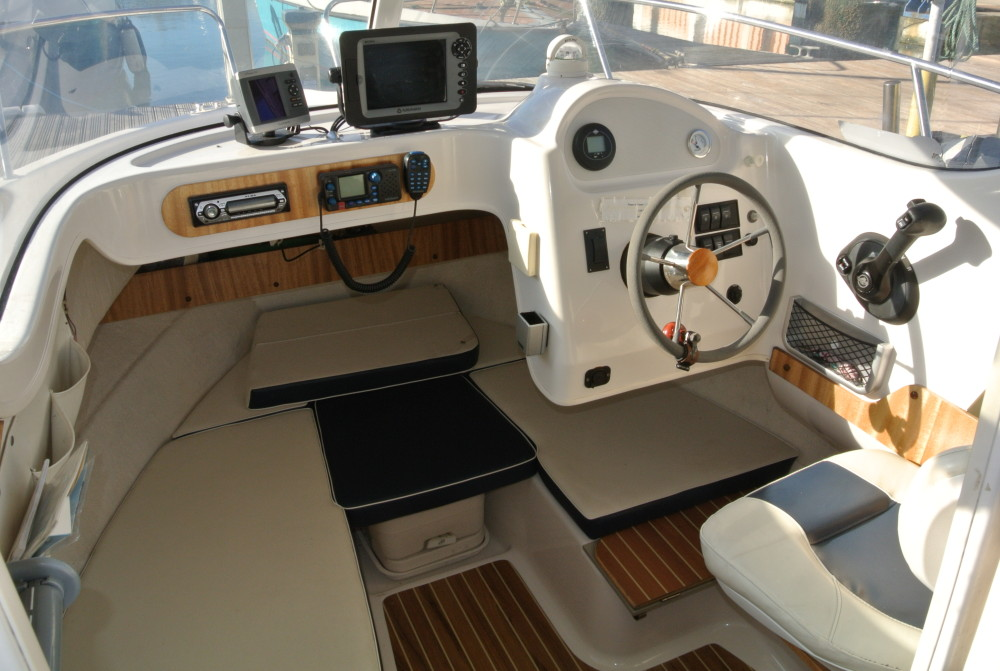 Quicksilver 580 Pilothouse | Brighton Boat Sales