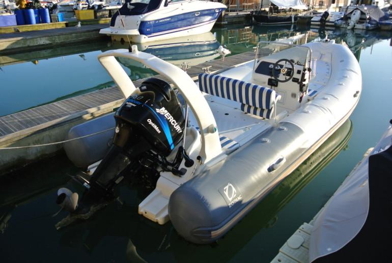Zodiac Medline II RIB – Brighton Boat Sales