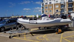 Grand NEW RIB Golden line 500 for sale