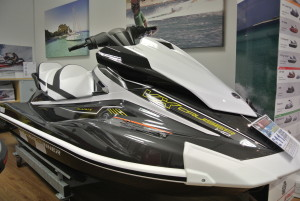 Yamaha WaveRunner New 2018 VX Cruiser HO