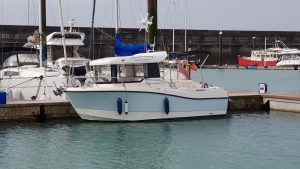 Quicksilver 605 Captur Pilothouse Fishing boat for sale