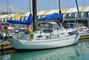 Barbary Ketch sailing yacht for sale