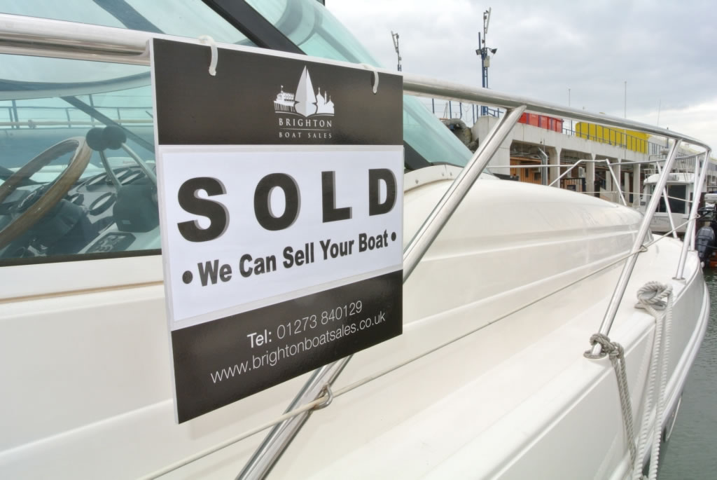 Brighton Boat Sales - Sold