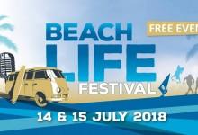 Eastbourne Beach Life Festival 2018