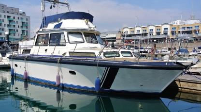 Sea Hawk 40
