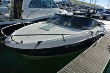 Bayliner 212 Sports Cuddy