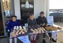 RNLI Bake Sale Success!