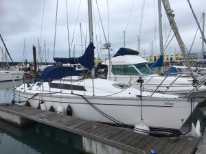 Jeanneau sunlight 30 yacht for sale