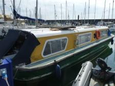 Caribbean 39 Cruiser