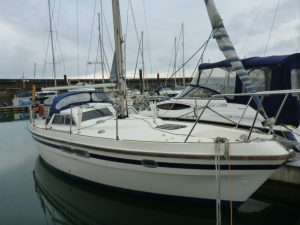 Southerly 28ft yacht for sale